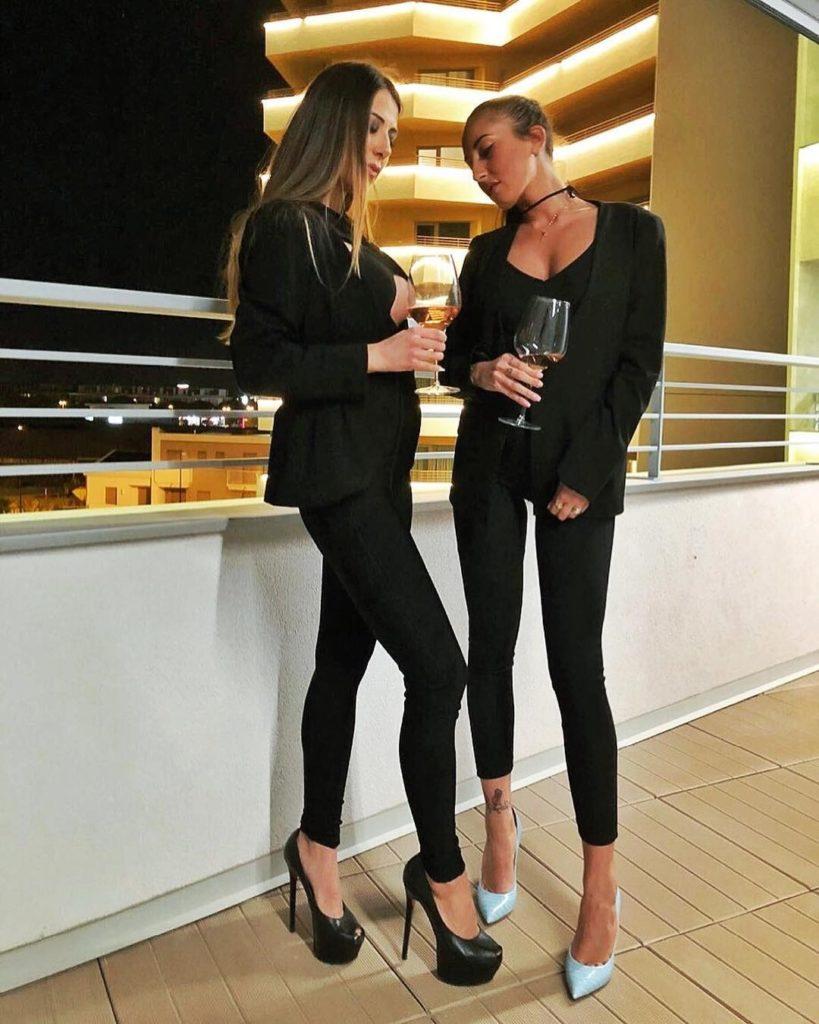 Work for girls in an escort
